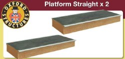Straight Platform (Pack of 2)