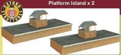 Island Platform (Pack of 2)