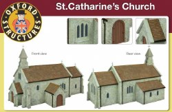 St Catharines Church