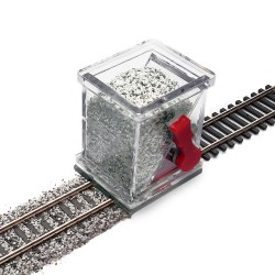 HO/OO Scale Ballast Spreader w/Shut Off Valve