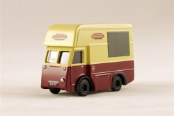 NCB Electric High Top Van BRITISH RAILWAYS