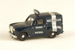 Austin A35 Van SECURICOR RADIO PATROL