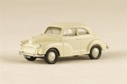Morris Minor 2-door Saloon WHITE