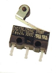 Micro switch enclosed type for use with SL-E895/6