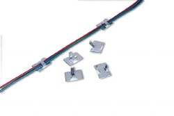 Cable Clips - self adhesive