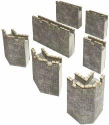 Castle Curtain Walls