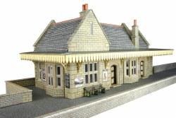Stone Built Wayside Station
