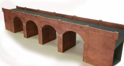 OO/HO Gauge Brick Double Track Viaduct Kit