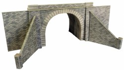 OO/HO Gauge Double Track Tunnel Entrances Kit
