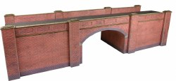 Railway Bridge in Red Brick