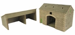 Manor Farm Barn Kit