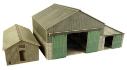 Manor Farm Buildings Kit