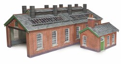 Engine Shed Double Track