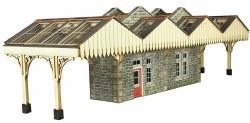 Island Platform Building