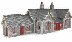 Settle Carlisle Railway Station