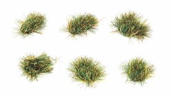 4mm Self Adhesive Grass Tufts Summer (Pack of 100)