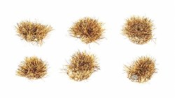 4mm Self Adhesive Grass Tufts Sandy Tufts (Pack of 100)