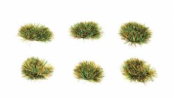 4mm Self Adhesive Grass Tufts Spring (Pack of 100)