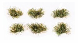 6mm Self Adhesive Grass Tufts Autumn (Pack of 100)