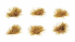 6mm Self Adhesive Grass Tufts Wild Meadow (Pack of 100)