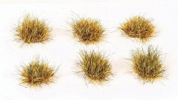 10mm Self Adhesive Grass Tufts Wild Meadow (Pack of 100)