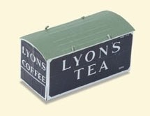 Container Lyons Dark blue