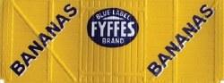 Box Van Fyffes yellow