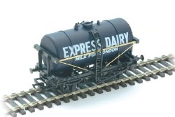 Milk Tank Wagon Express Dairies