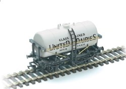 Milk Tank Wagon United Dairies