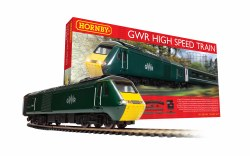 High Speed Train Set