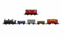 Mixed Freight Train Set