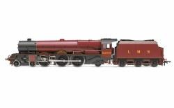 LMS, Princess Royal, 4-6-2, 6203 'Princess Margaret Rose' (with flickering firebox) - Era 3