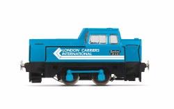 London Carriers International, Sentinel, 0-4-0, 'Jean' - Era 8