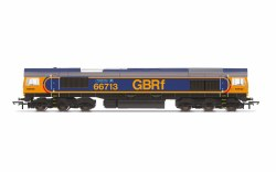 GBRf, Class 66, Co-Co, 66713 'Forest City' - Era 11