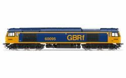 GBRF, Class 60, Co-Co, 60095 - Era 11