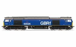 GBRF, Class 60, Co-Co, 60026 - Era 11