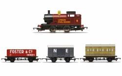 Steam Engine Train Pack