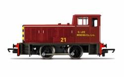 G. Lee Mining Co. Ltd, Bagnall 0-4-0DH - Era 6