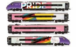 Avanti West Coast, Class 390 Pendolino Train Pack, 390119 'Progress' - Era 11