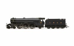 LNER, A3 Class, No. 45 'Lemberg' (diecast footplate and flickeirng firebox) - Era 3