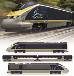 Eurostar Class 373/1 e300 Train Pack