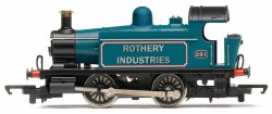 Railroad Ex-GWR 0-4-0 'Rothery Industies' 101 Class