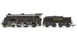 SR 4-6-0 827 Maunsell S15 Class