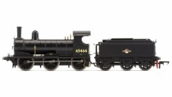 BR 0-6-0 65464 J15 Class - Late BR