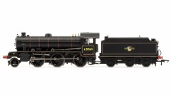 BR 2-6-0 62065 K1 Class - Late BR