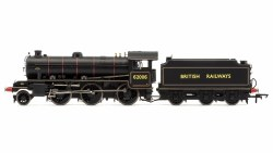 BR 2-6-0 62006 K1 Class - Early BR