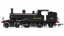 SR 4-4-2T 3125 Adams Radial 415 Class