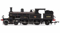 BR 4-4-2T 30583 Adams Radial 415 Class - Late BR