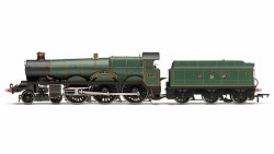 GWR 4-6-0 Knight of St Patrick  4013 4000 Star Class