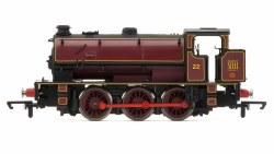 0-6-0ST J94 Austerity Class 22 United Steel Company
